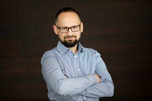 Krzysztof Maternicki, Broker Innowacji AIP UMK